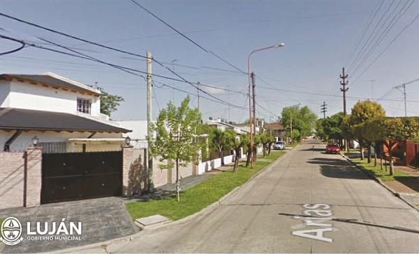 Sentido único en calles del barrio Sarmiento