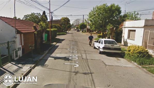 Más modificaciones en el barrio Sarmiento