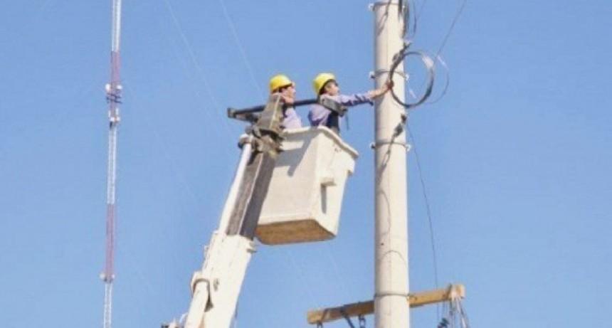 Corte de suministro eléctrico durante el sábado