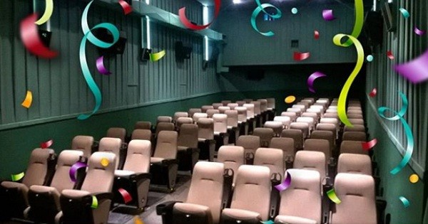Cinema Rosso inaugura la Sala 3