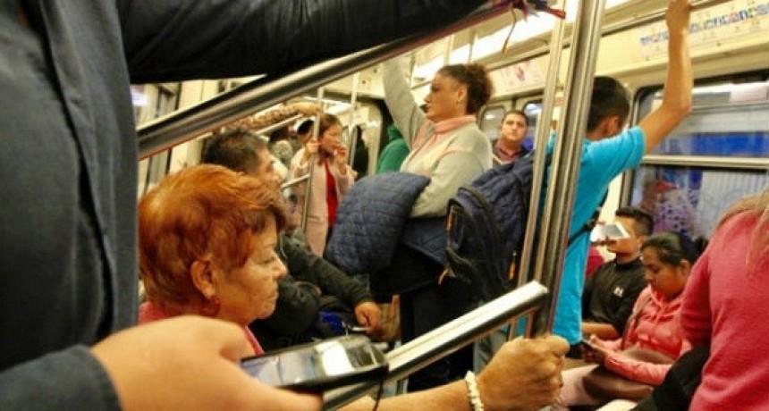 Crearon un sistema de reporte de situaciones de acoso en el transporte