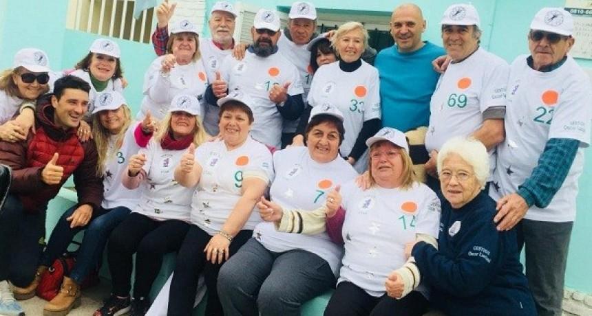 Juegos Bonaerenses: los adultos mayores participaron de la Etapa Regional