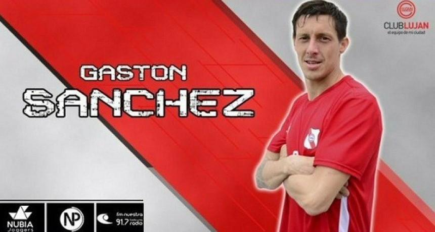 Gastón Sánchez: