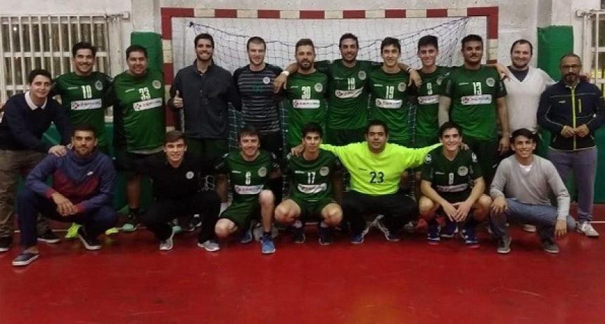 Handball: UNLu C finalizó el torneo con triunfo