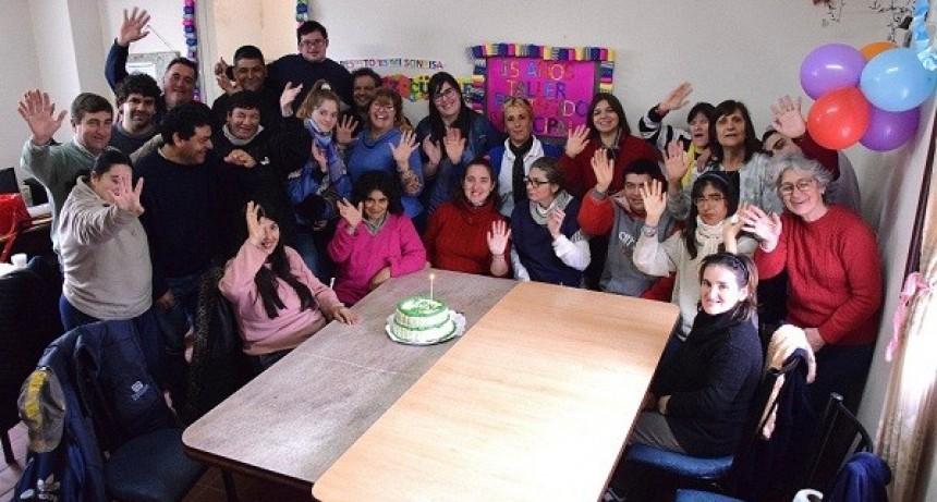 El Taller Protegido Municipal de Producción festejó sus 15 años