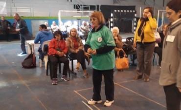 Se desarrolló la etapa regional de los Juegos Bonaerenses 2017