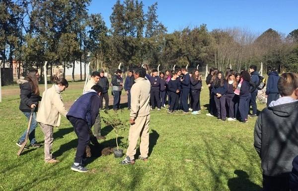 Desarrollaron la Segunda Jornada Ambiental de la Escuela