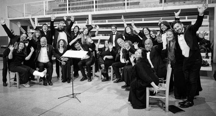 El Coro Municipal participó de un encuentro en Mendoza