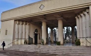 Modificaciones en el ingreso al Cementerio Municipal