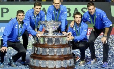 La Copa Davis estará en Luján