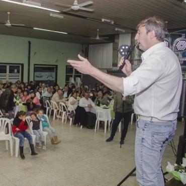 Gran participación en la Fiesta del Día del Fomentista
