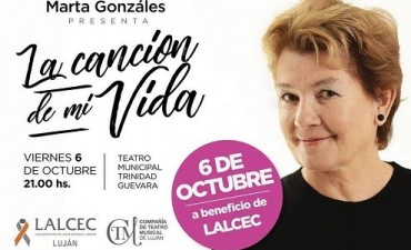 Octubre: un mes plagado de actividades a beneficio de LALCEC Luján