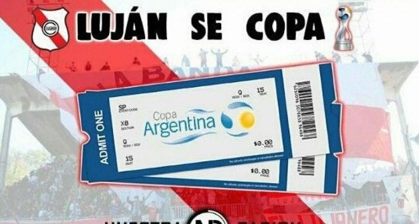 Luján cambió el chip y piensa en la Copa Argentina