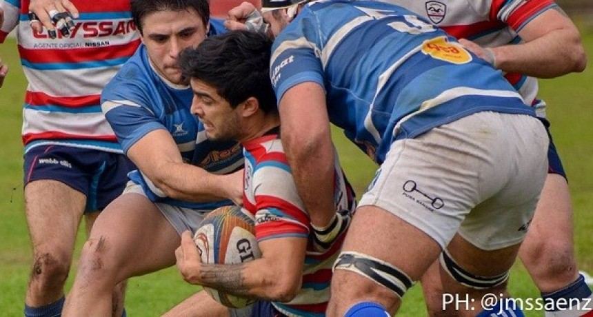 Luján Rugby Club se reencontró con el triunfo en La Plata