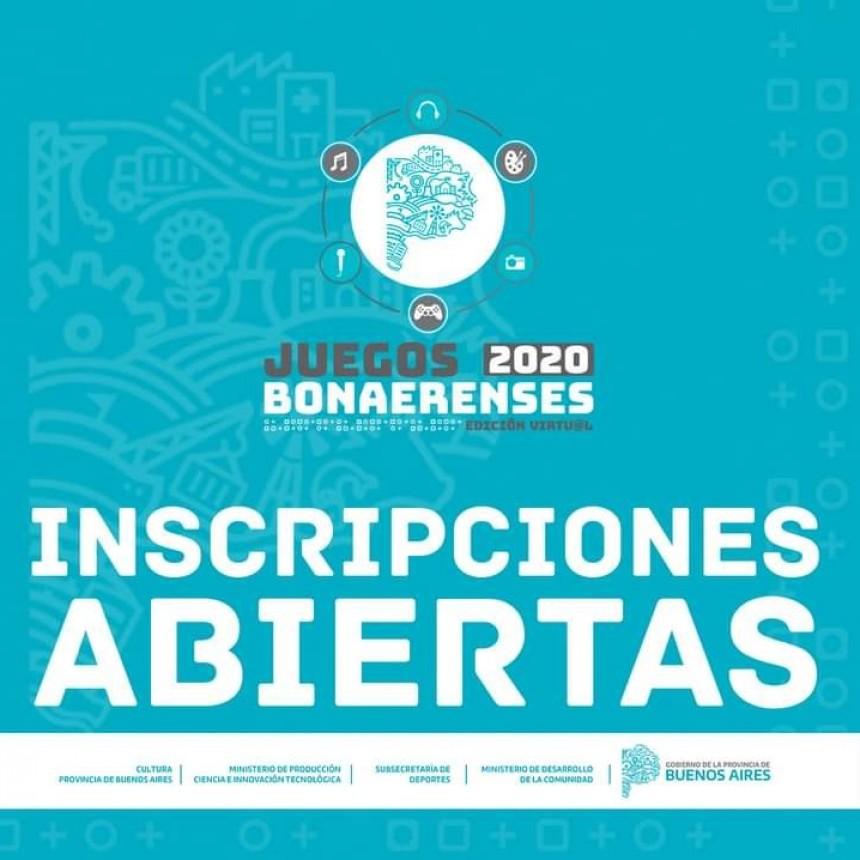 Se encuentra abierta la inscripción para los Juegos Bonaerenses 2020