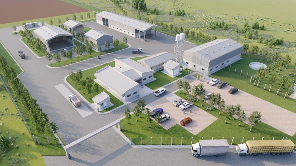 Basural: El municipio dio un nuevo paso en la construcción del Centro Ambiental Luján