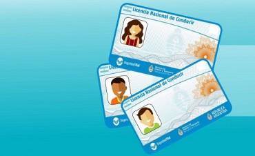 Advertencia sobre la solicitud de turnos para tramitar la licencia de conducir