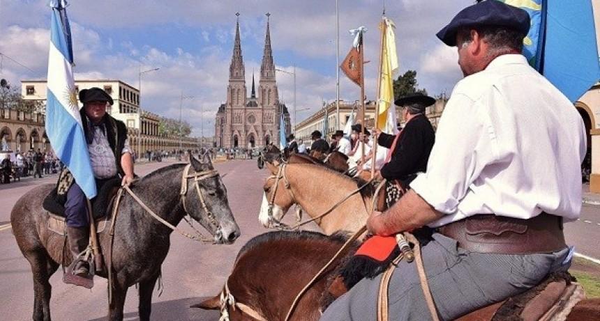Culminó la 74º Peregrinación a caballo