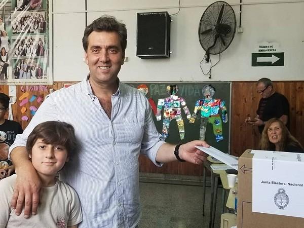 Leonardo Boto es el nuevo intendente de Luján