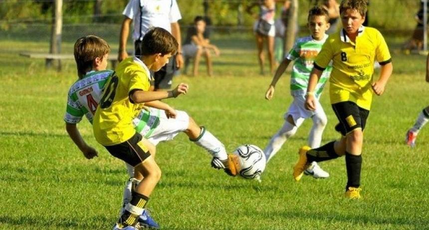 Robo que golpea a la Escuela de fútbol infantil San Luis Gonzaga