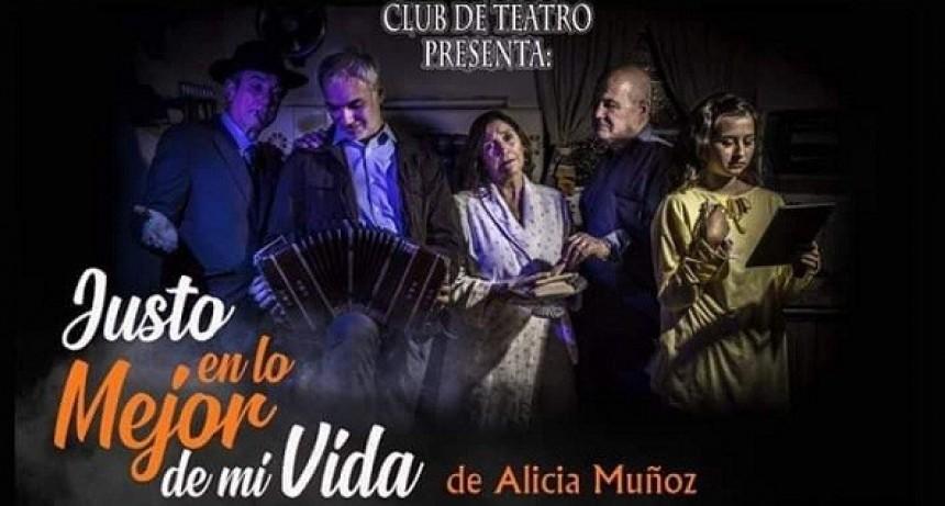 El Club de Teatro presenta