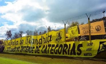 Flandria se trajo un valioso empate de Mar del Plata