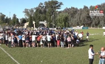 Luján Rugby Club vapuleó a Varela y se queda en la 1C de la URBA