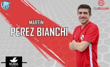Martín Pérez Bianchi habló luego de su retorno a las canchas