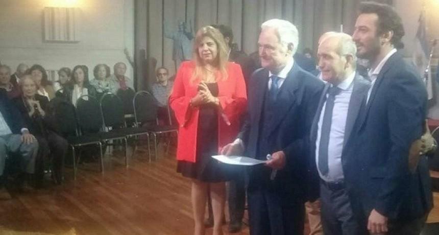 A 35 años del regreso de la Democracia: el recuerdo de Rampazzi