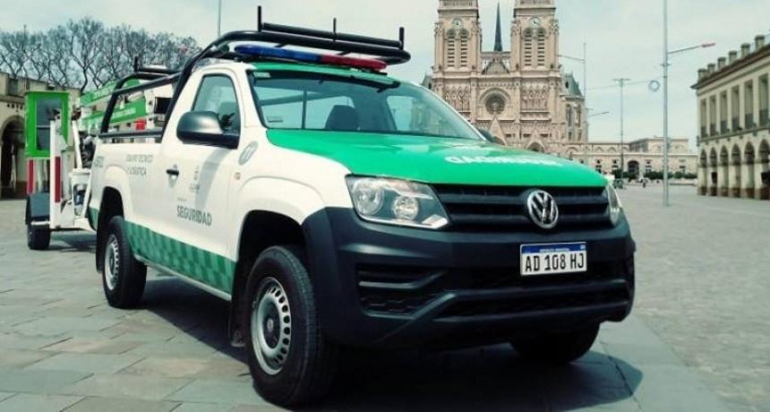 Nuevo vehículo para el Centro de Monitoreo