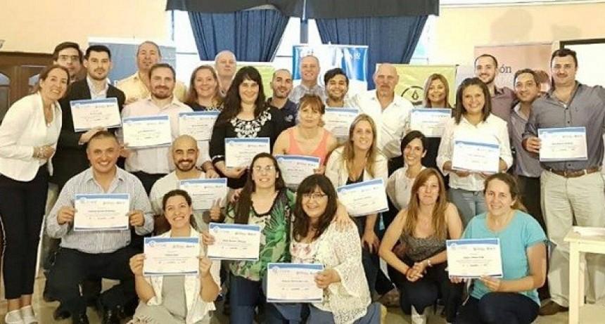 Entregaron los certificados a los egresados del Programa EMPRETEC
