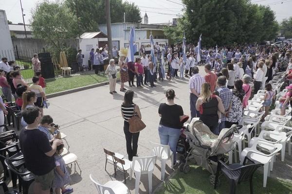 El jardín 908 festejó sus 50 años de vida
