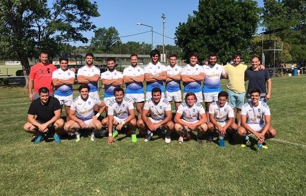 Luján Rugby Club participó del Seven de la URBA