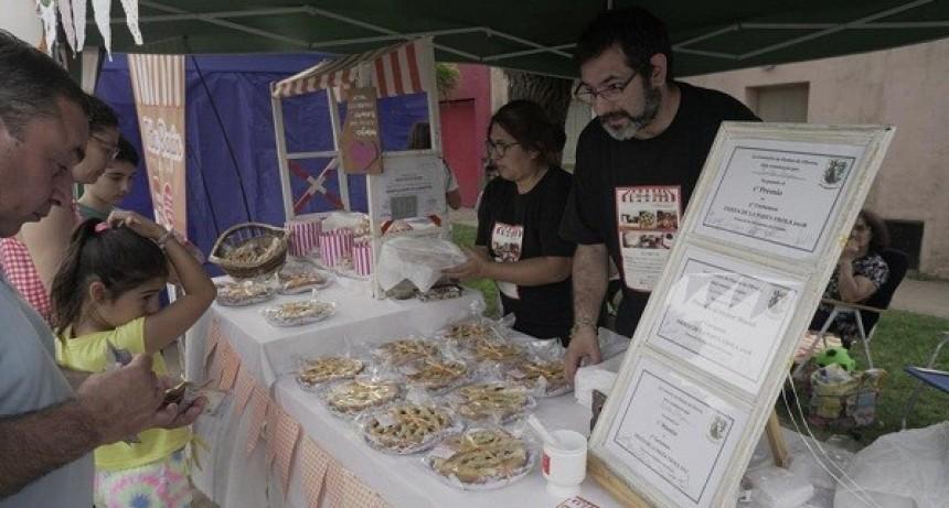 Olivera albergó la sexta edición de la Fiesta de la Pastafrola