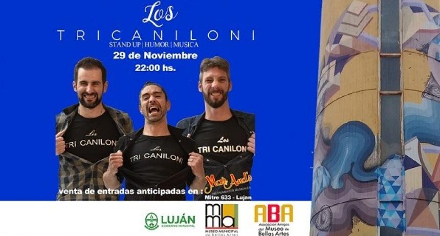 Tri Caniloni se presentará en el Museo de Bellas Artes