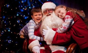 Papá Noel recibirá a los chicos en el Museo Udaondo