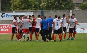Luján ganó un partido muy trabajado ante Deportivo Armenio
