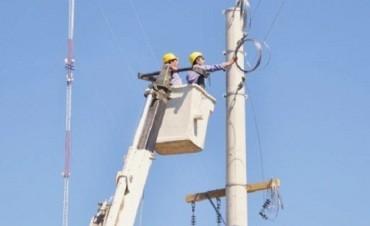 Cortes de energía durante el miércoles y el jueves