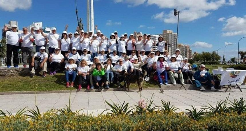 Adultos mayores de Luján viajaron a Mar del Plata