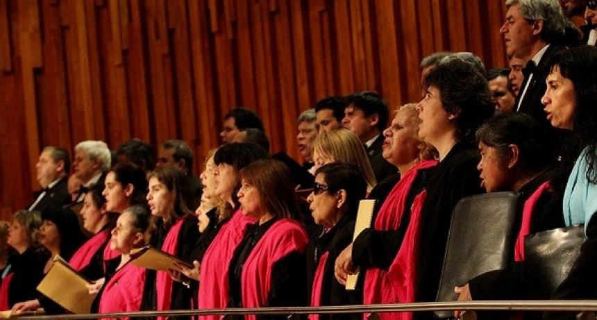 El Coro Polifónico Nacional de Ciegos se presentará en la Basílica