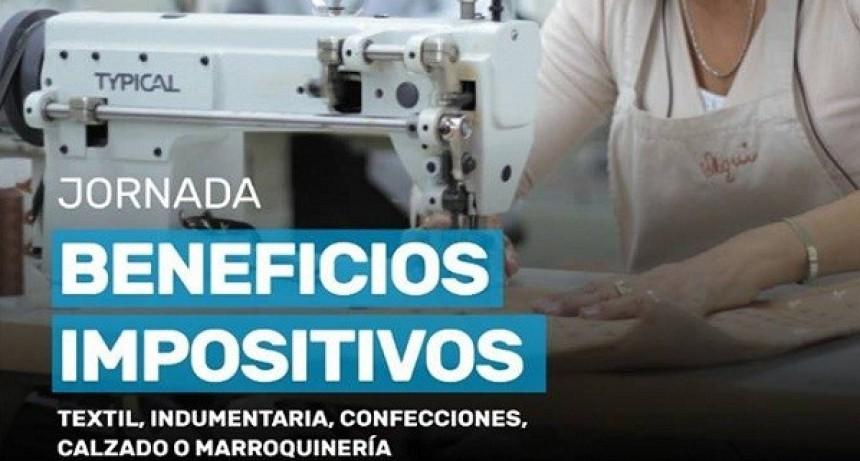 Jornada de capacitación para sectores productivos