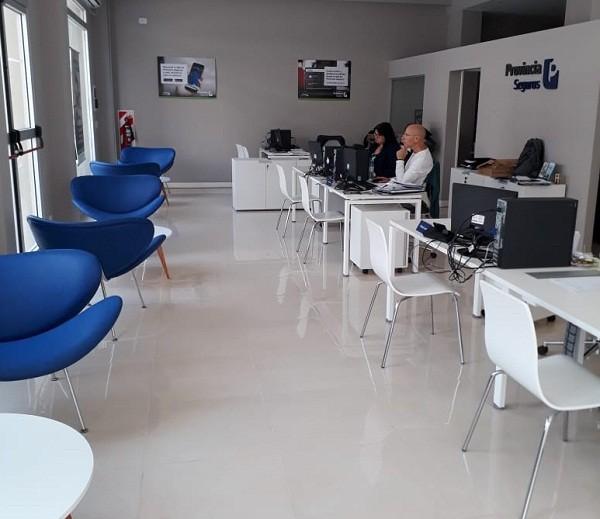 Provincia Seguros inauguró sus nuevas oficinas en Luján