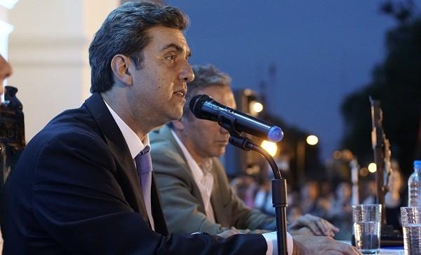 Leo Boto asumió como nuevo intendente de Luján