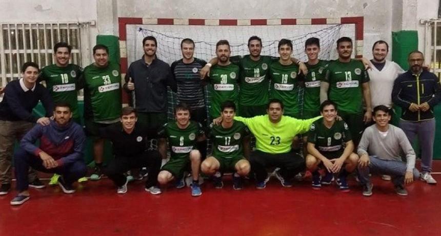 El handball de UNLu C despidió un 2019 positivo